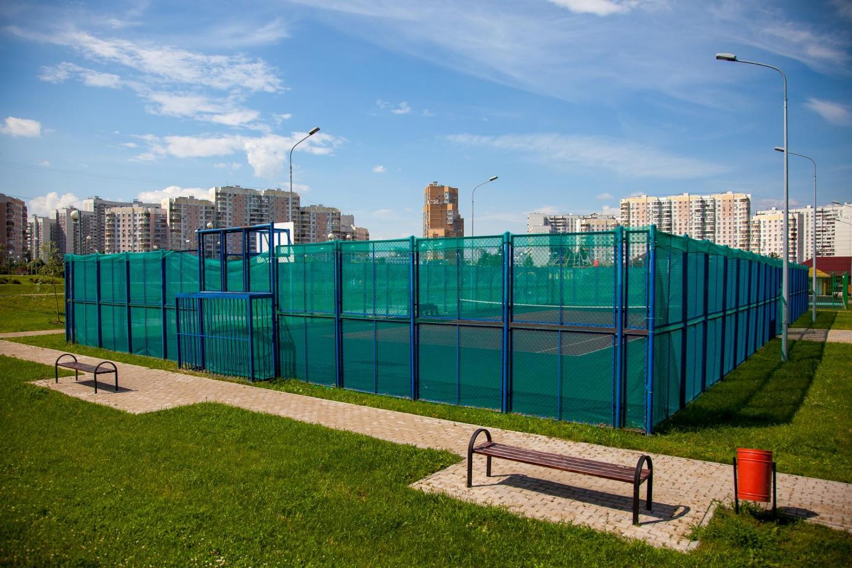 Спортивные площадки — ParkSeason