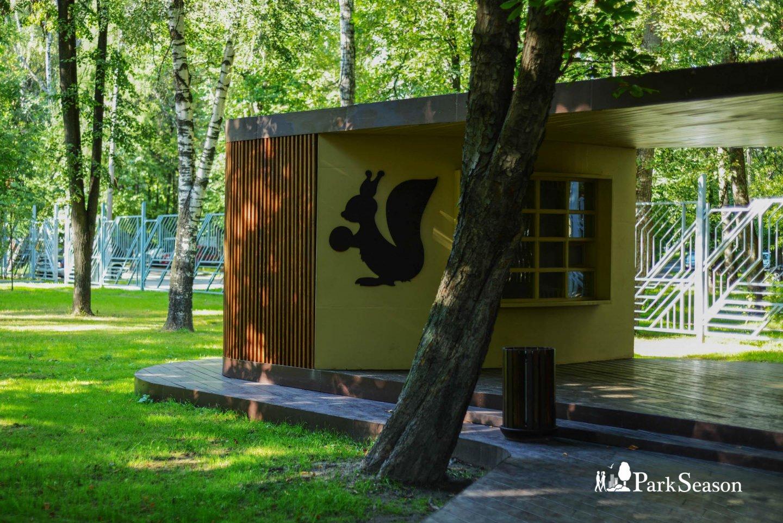 Бельчатник, Парк «Перовский», Москва — ParkSeason