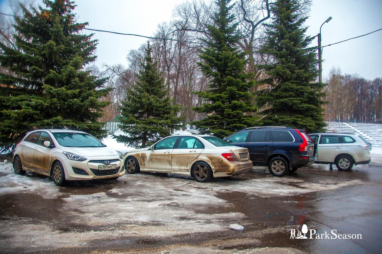 Парковки, Усадьба «Лефортово», Москва — ParkSeason