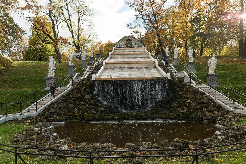 Каскад «Шахматная гора» — ParkSeason