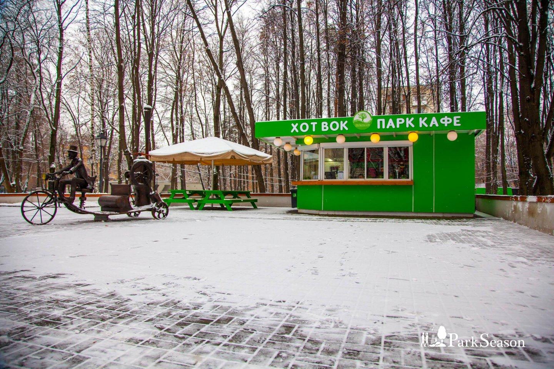 Кафе «Хот Вок», Парк «Бабушкинский», Москва — ParkSeason