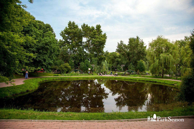 Малый Екатерининский пруд — ParkSeason