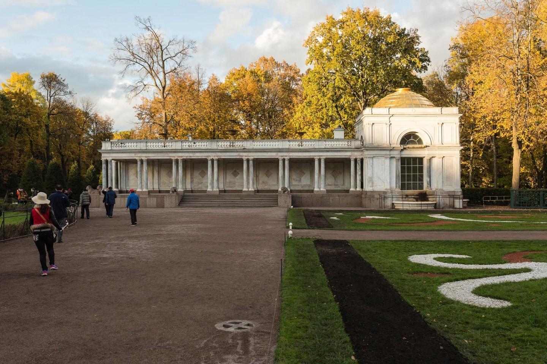 Воронихинская колоннада — ParkSeason