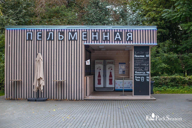 Пельменная, Парк «Измайловский», Москва — ParkSeason