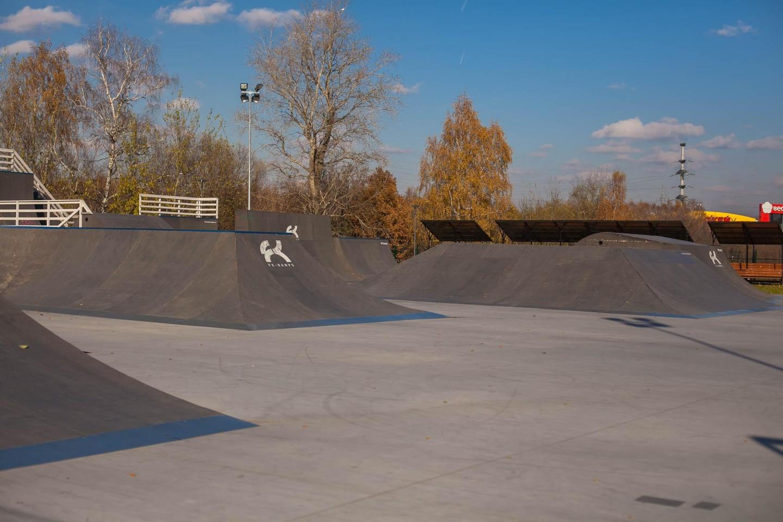 ВМХ-площадка — ParkSeason