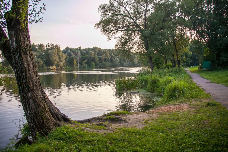 Старица Москвы-реки, Музей-усадьба «Архангельское», Москва — ParkSeason