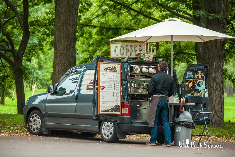Кофейная столица — ParkSeason