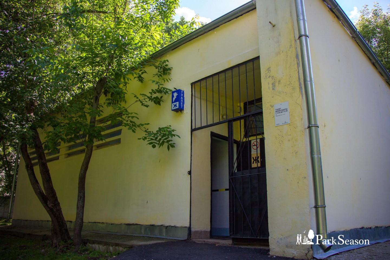 Туалет, Усадьба «Люблино», Москва — ParkSeason