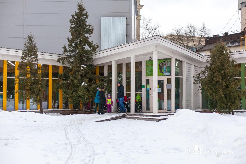 Детские творческие мастерские, «Музеон», Москва — ParkSeason