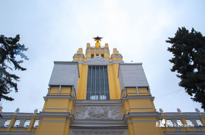 Павильон № 59: «Зерно», ВДНХ, Москва — ParkSeason