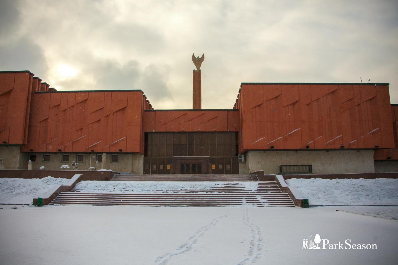Музейный комплекс НКЦ «Казань» — ParkSeason