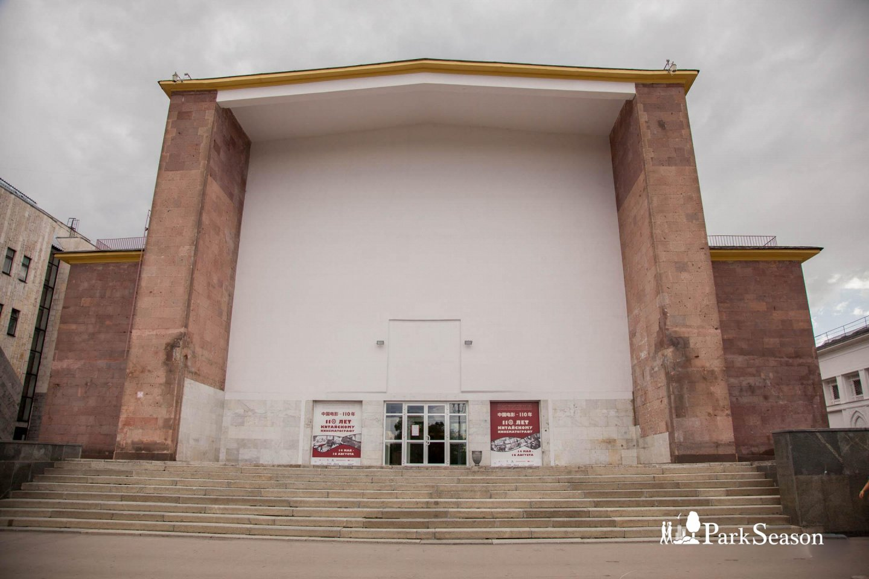 Павильон № 13: «Здоровье», ВДНХ, Москва — ParkSeason