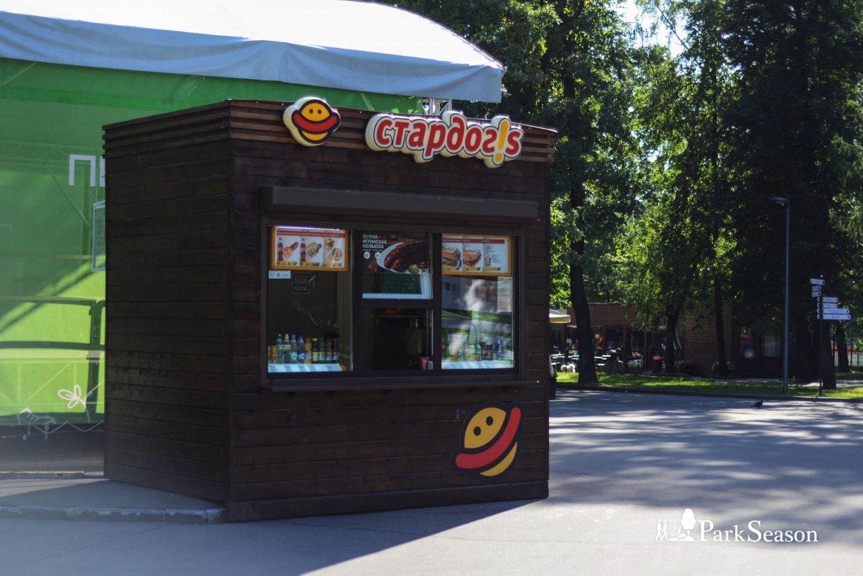 Киоск «Стардог!s», Парк «Перовский», Москва — ParkSeason