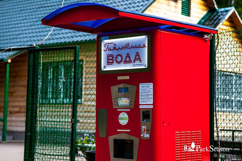 Автоматы «Газированная вода», Парк «Сокольники», Москва — ParkSeason