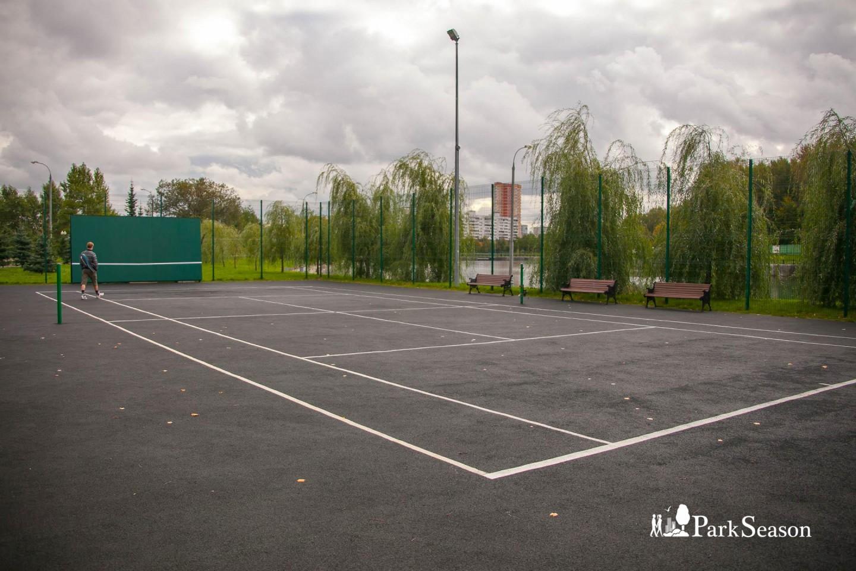 Теннисный корт — ParkSeason