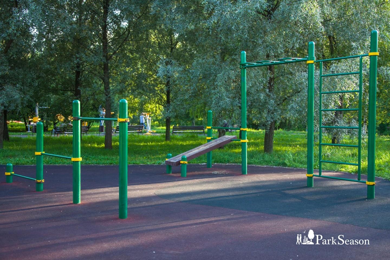 Площадки WorkOut — ParkSeason