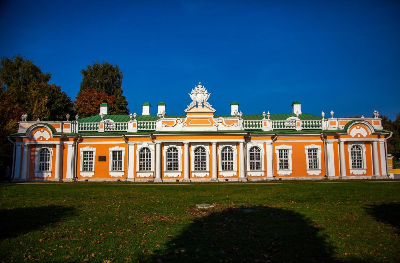 Кухонный флигель , Усадьба Кусково, Москва — ParkSeason