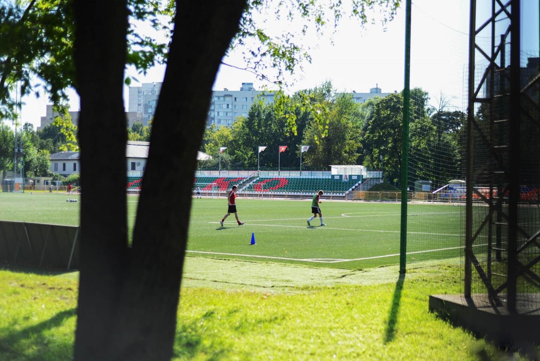 Стадион, Парк «Перовский», Москва — ParkSeason