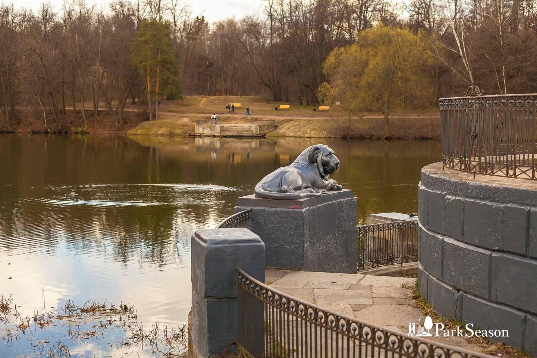 Львиная пристань, Парк «Кузьминки», Москва — ParkSeason