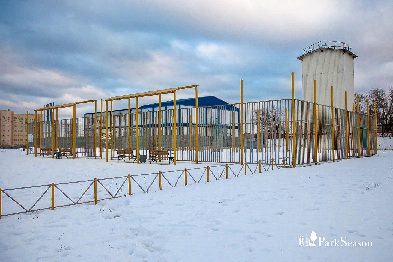 Спортивная площадка, Парк Победы на Поклонной горе, Москва — ParkSeason