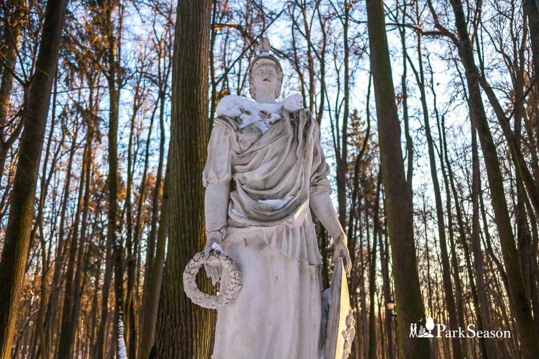 Скульптура Минервы, Музей-заповедник «Царицыно», Москва — ParkSeason