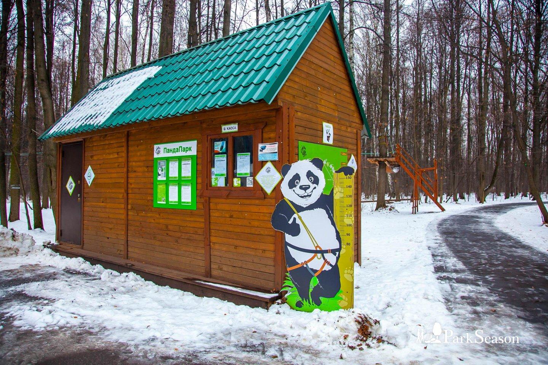 Веревочный парк «ПандаПарк», Парк «Измайловский», Москва — ParkSeason