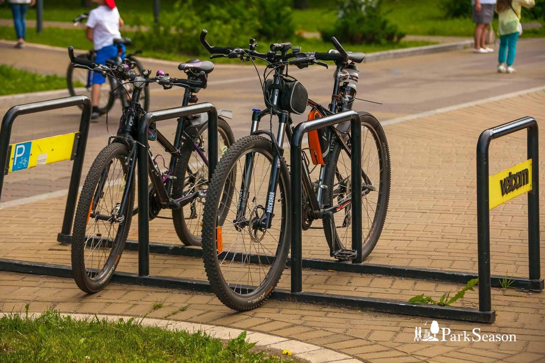 Велопарковка — ParkSeason