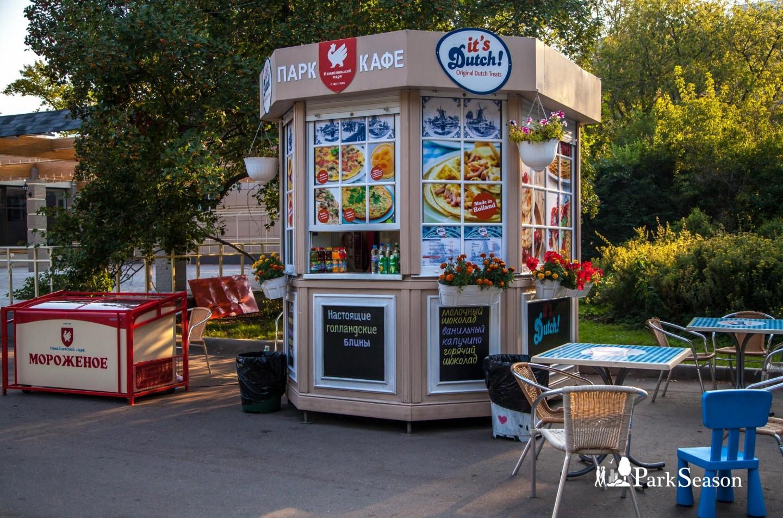 Кафе it`s Dutch, Парк «Измайловский», Москва — ParkSeason