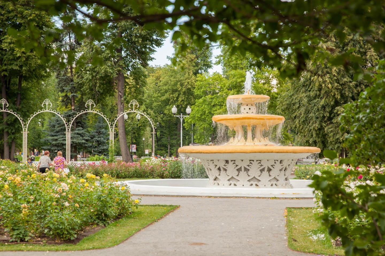 заказы красивые фотообои парка горького в москве получите окно видом