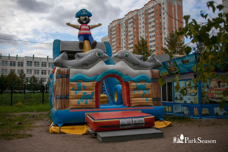 Детский парк аттракционов (убрать) — ParkSeason