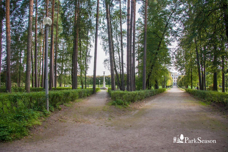 Регулярный парк, Музей-усадьба «Архангельское», Москва — ParkSeason