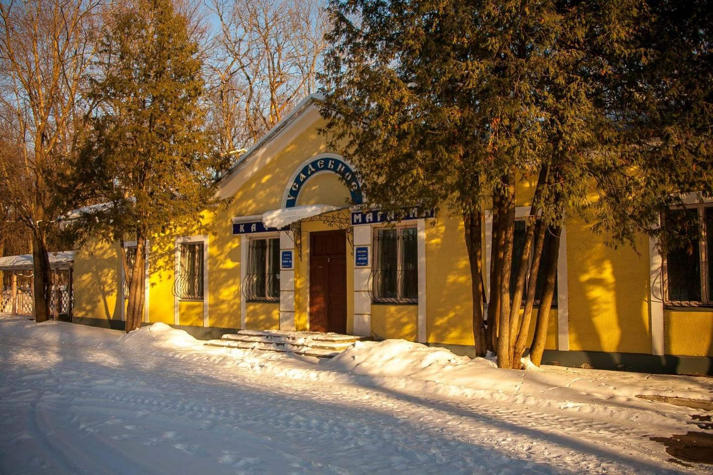 Кафе-магазин «Усадебное», Музей-усадьба «Архангельское», Москва — ParkSeason