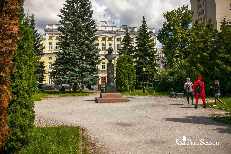 Бюст Лобачевского — ParkSeason