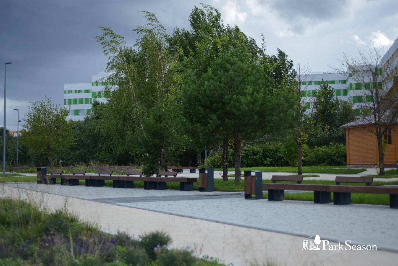 Зона отдыха, Парк «Садовники», Москва — ParkSeason