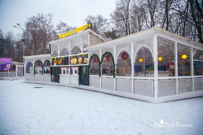 Кафе «ТоДаСё», Парк «Сокольники», Москва — ParkSeason