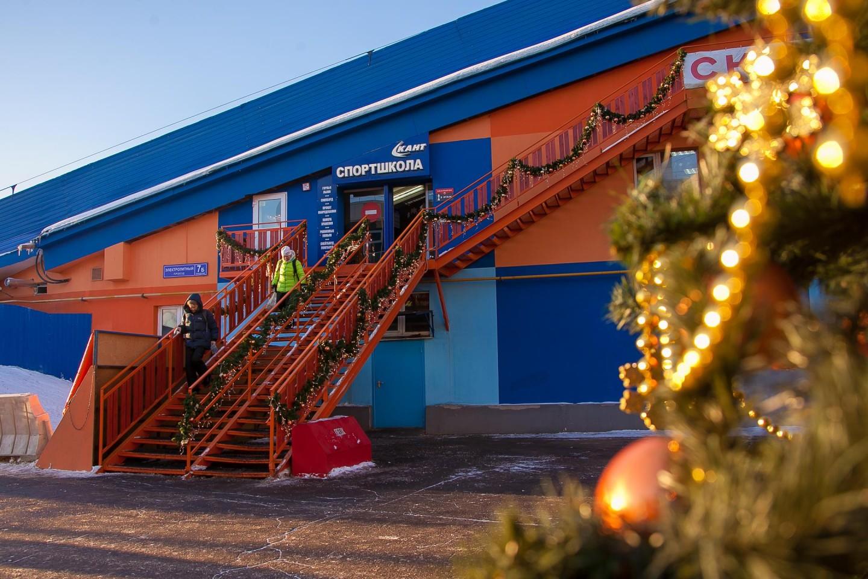 Скалодром (временно закрыт) — ParkSeason