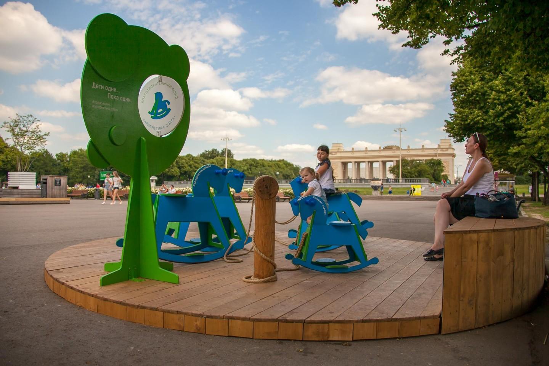 Детская площадка «Арифметика добра» (закрыто) — ParkSeason