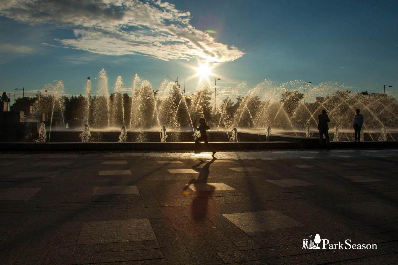 Фонтан «Маяк» — ParkSeason