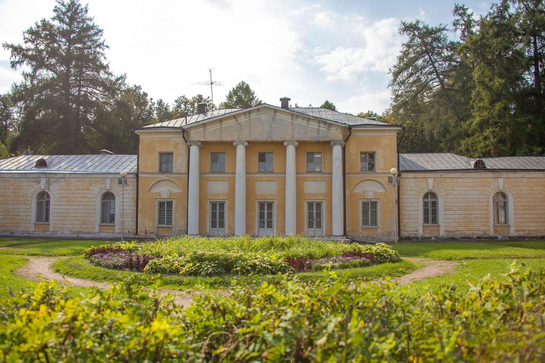 Чайный домик, Музей-усадьба «Архангельское», Москва — ParkSeason