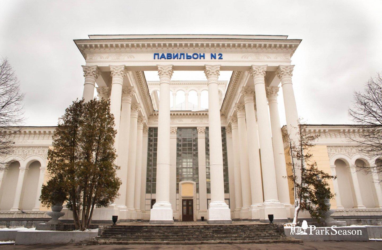 Павильон № 2: «Народное образование», ВДНХ, Москва — ParkSeason