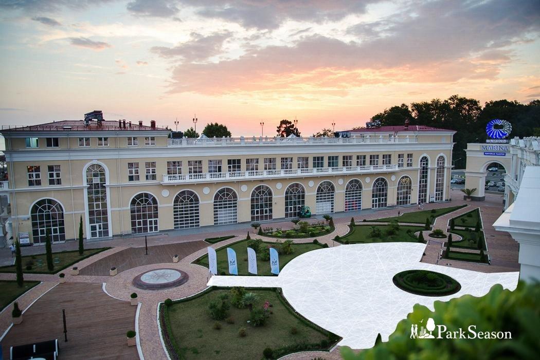 Каток Grand Marina Gallery (город Сочи)  — ParkSeason