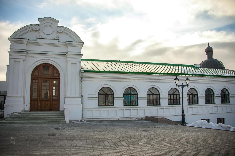 Комплекс Спасо-Преображенского монастыря — ParkSeason