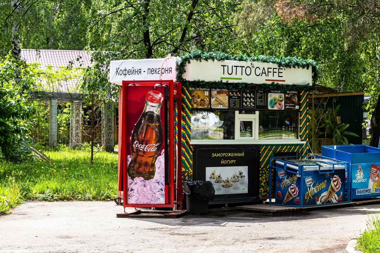 Кофейня-пекарня TUTTO CAFFE — ParkSeason