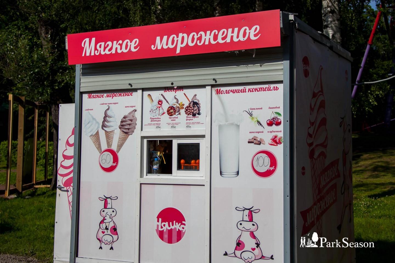 Мягкое мороженое — ParkSeason
