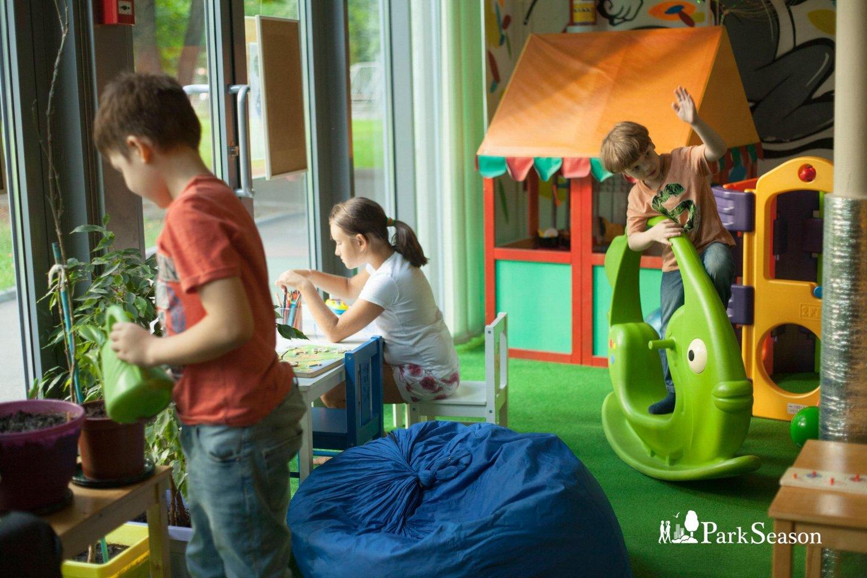 Детский развлекательный комплекс «Крошка Енот», Парк «Перовский», Москва — ParkSeason