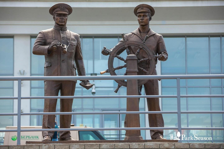 Памятник труженикам Волги — ParkSeason