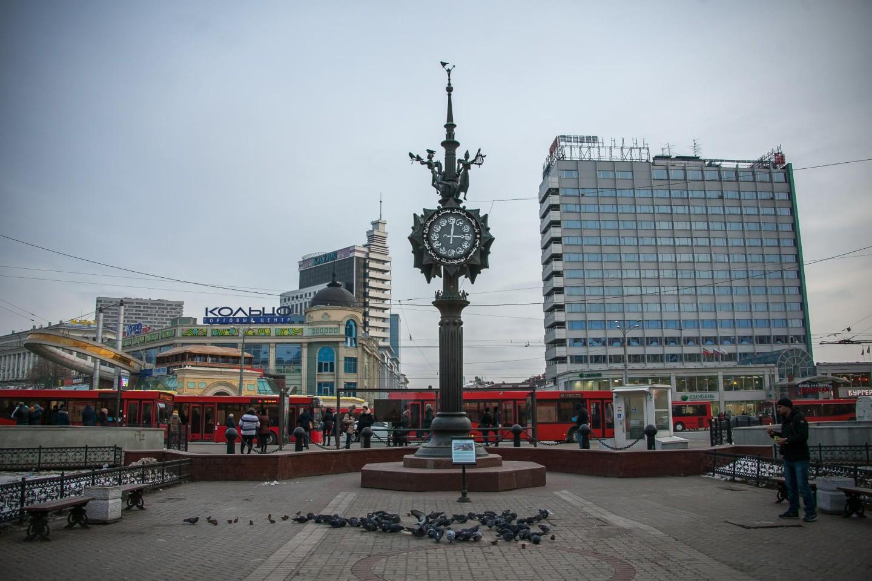 Часы — ParkSeason