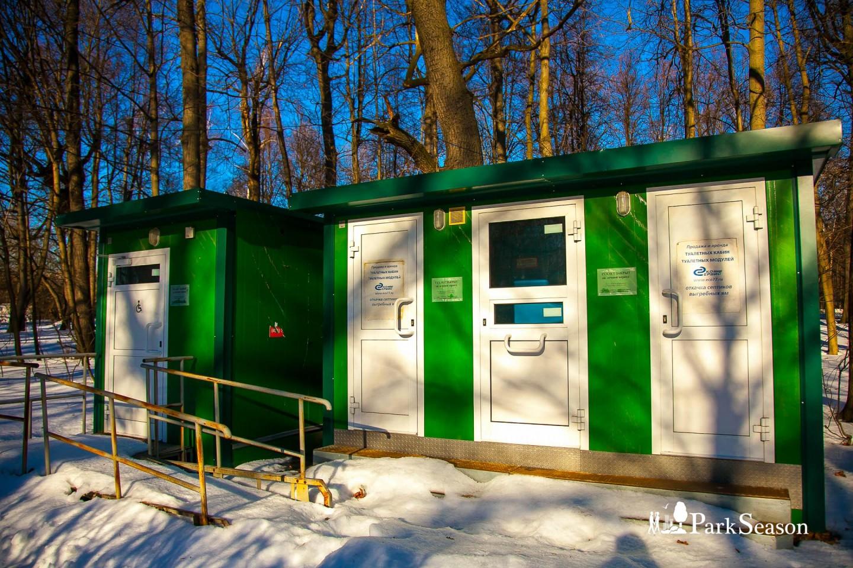 Туалет , Усадьба Кусково, Москва — ParkSeason