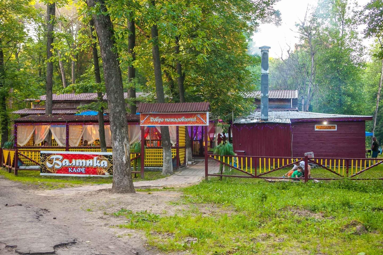 Кафе «Балтика» — ParkSeason