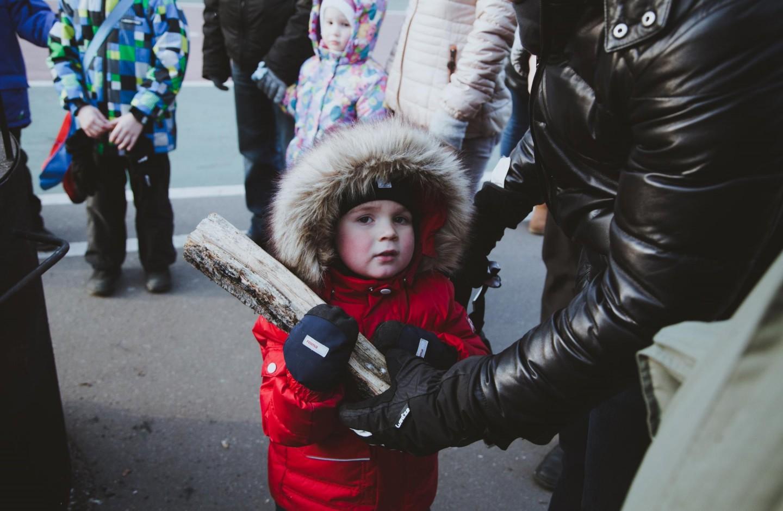 Костровые точки, Парк «Сокольники», Москва — ParkSeason